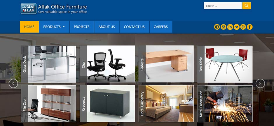 new office furniture site