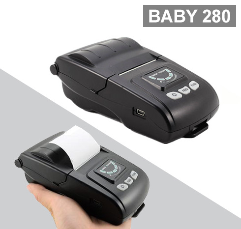 Baby 280 -  Portable Thermal Printer